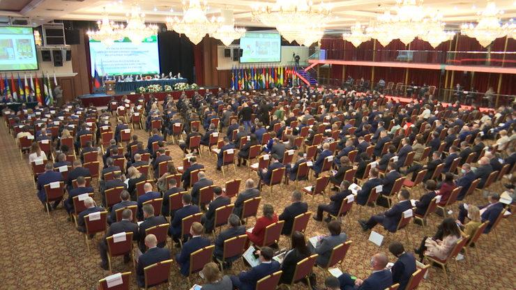 The XV Congress of the Council of Tatarstan Municipalities, 17.12.2020