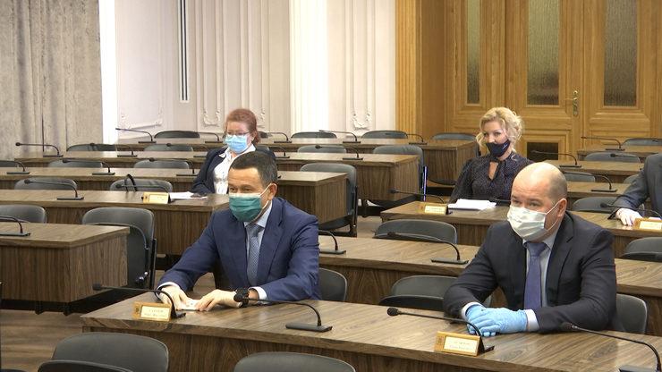Помощником Мэра Казани по межмуниципальному сотрудничеству и взаимодействию с федеральными органами власти назначен Марат Салахов