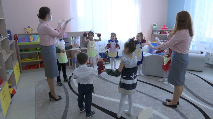 В «Салават купере» открылись два детских сада на 260 мест каждый
