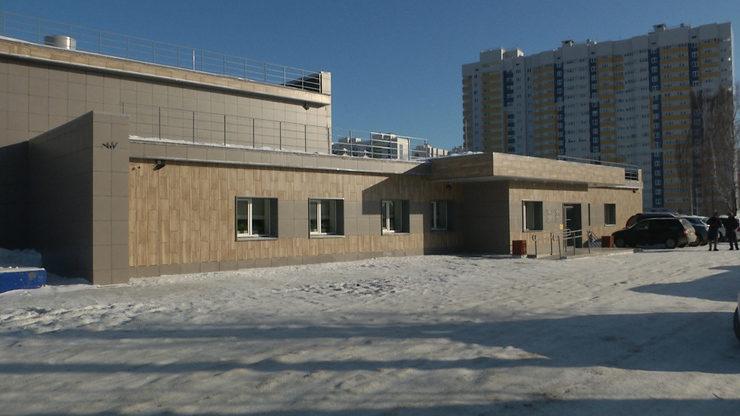 В Кировском районе Казани после капремонта открылся культурный центр «Залесный»