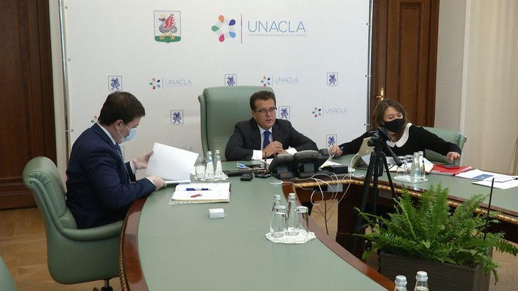Мэр Казани выступил на Уставном форуме Конгресса местных и региональных властей Совета Европы