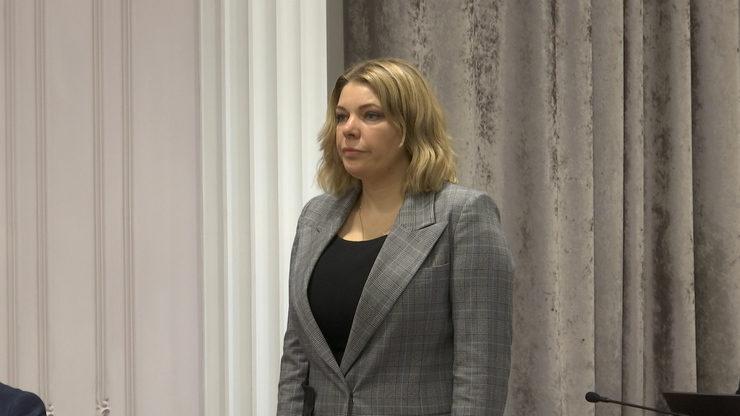 Irina Bochkova headed the Organizational Department of the Executive Committee of Kazan