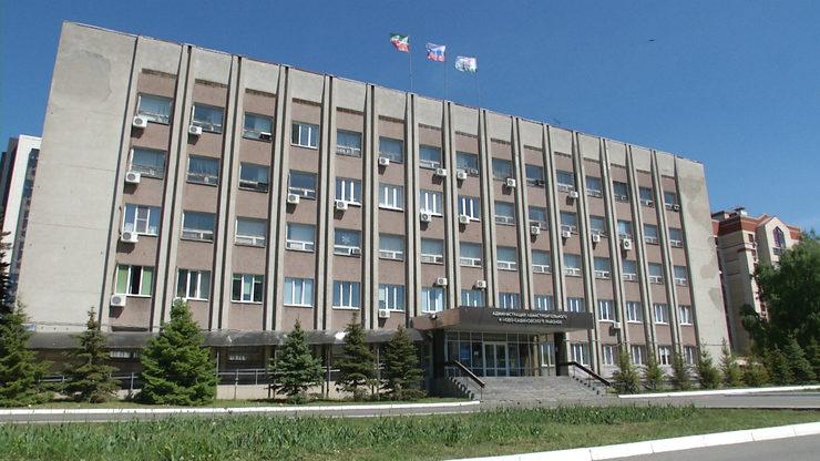 The Mayor of Kazan introduced the new head of the administration of the Aviastroitelny and Novo-Savinovsky districts