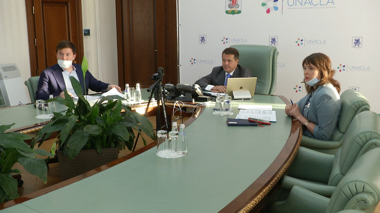 The Mayor of Kazan held the annual meeting of the UN Advisory Committee of Local Authorities