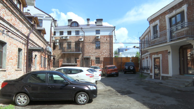 Ilsur Metshin visited the venues of future construction in the historical center of Kazan
