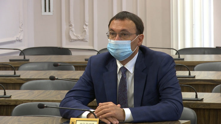 Aidar Abdulkhakov appointed the head of the MUE Metroelektrotrans