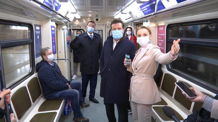 Бөтендөнья автомобильсез йөрү көнендә Казан Мэры метрога күчеп утырды