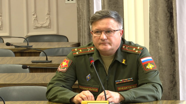 In October-December 2021, about 700 people  will be drafted to military service in Kazan