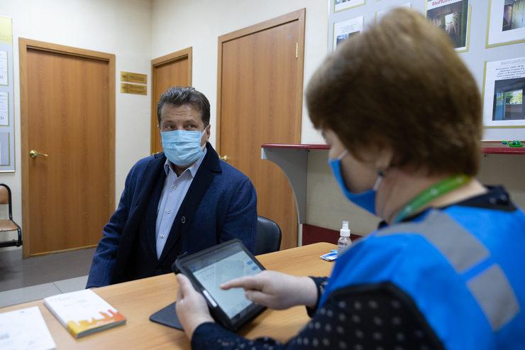 Мэр Казани принял участие во всероссийской переписи населения