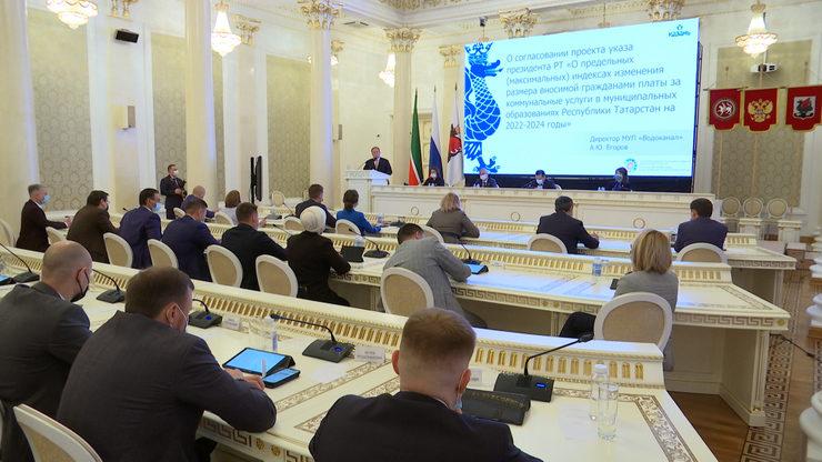 Казанский «Водоканал» разработал новую инвестпрограмму реконструкции сетей водоснабжения и водоотведения